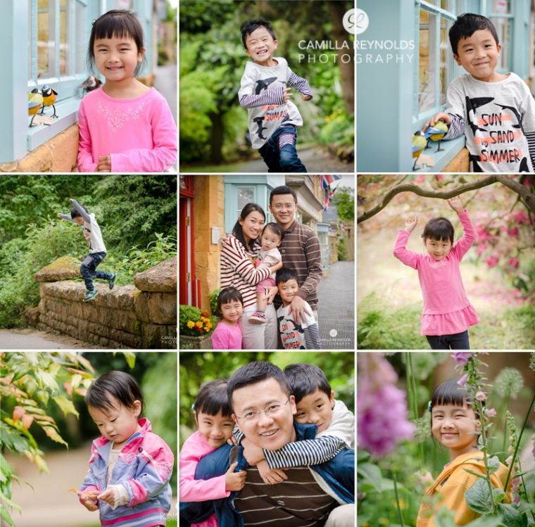 family children photographer Cotswold Hong King