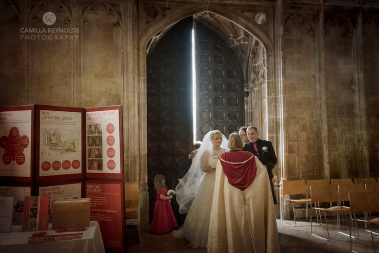 Gloucester cathedral wedding photography (6)