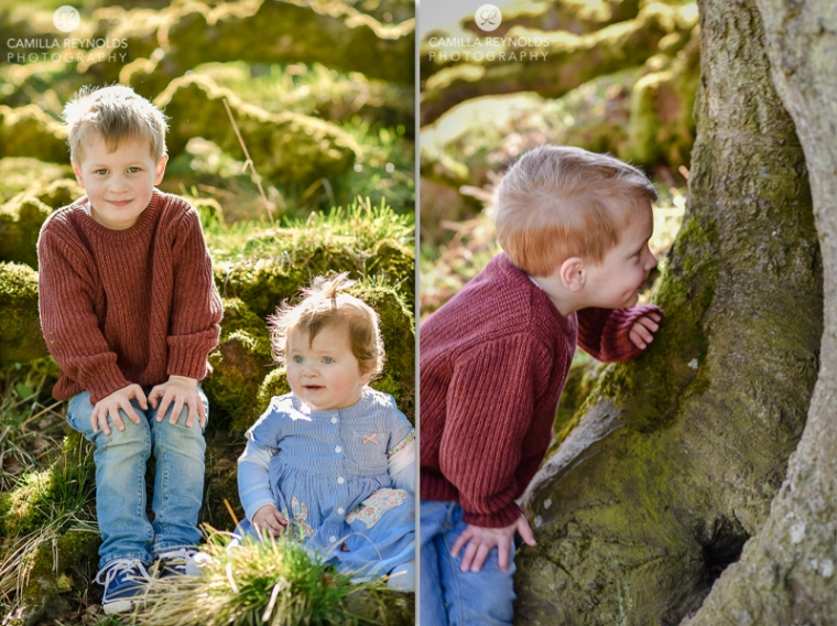 natural family photo shoot Cotswolds children photography