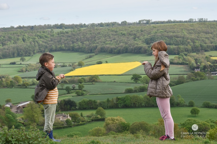 creative children photography Gloucestershire Cotswolds