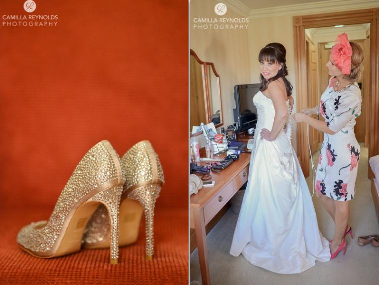 Hilton wedding photography puckrup hall (2)
