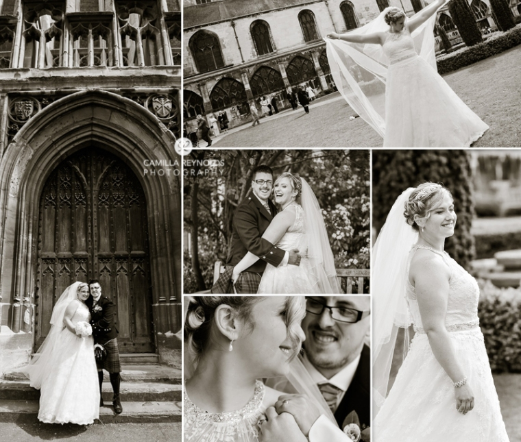 natural wedding photography Cotswold church wedding