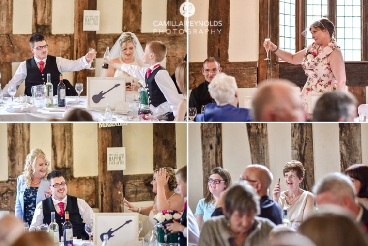 wedding speeches Gloucester Cathedral photography