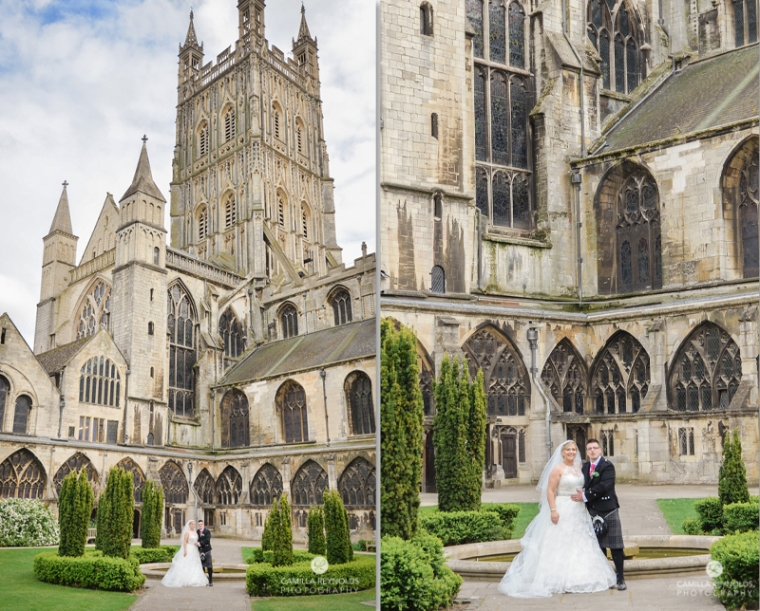 Gloucester wedding photographers