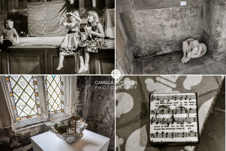 happy wedding photography Cotswolds Gloucester Cathedral