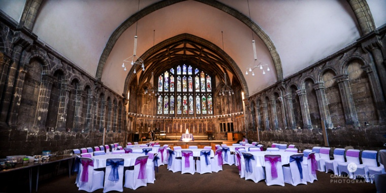 table settings best Cotswold wedding venues