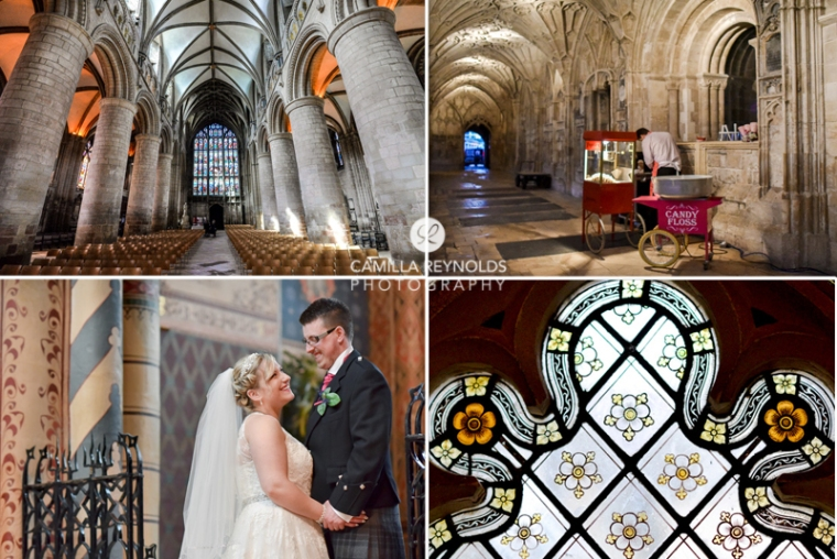 gloucester cathedral beautiful wedding photography