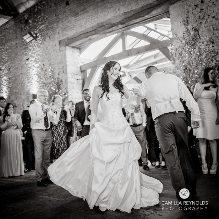 Cripps barn  wedding photographers Cotswolds Gloucestershire