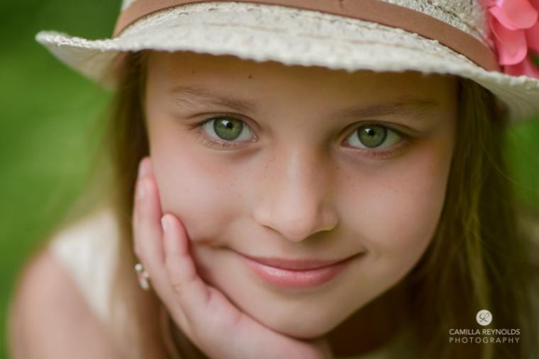 girl photo shoot Gloucestershire Cotswolds