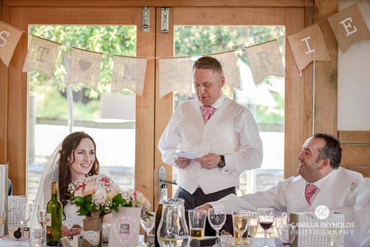 speech Cripps barn  wedding photography