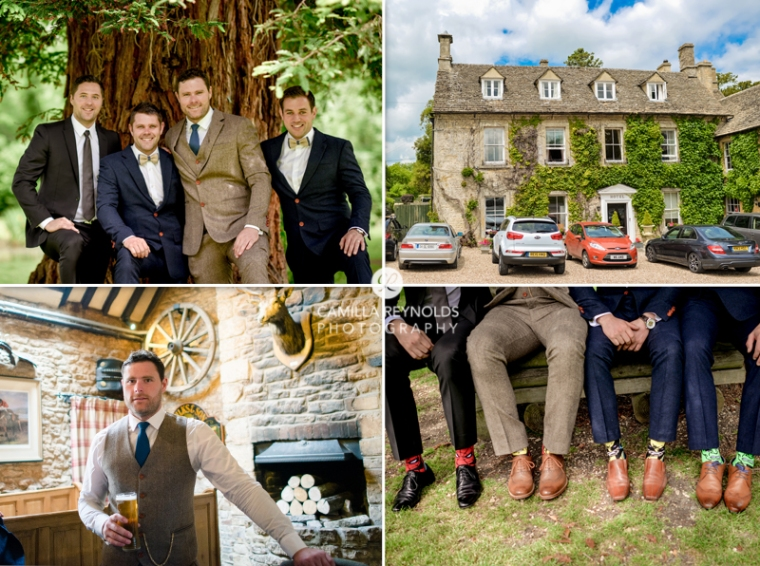 the inn at fossbridge Cotswold weddings
