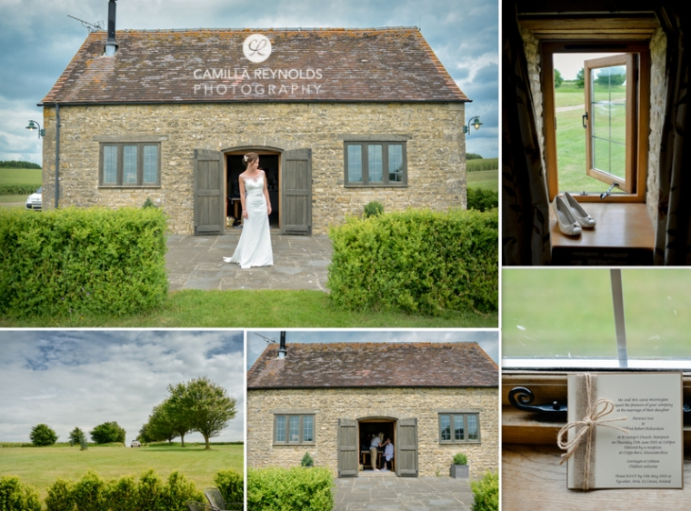 Calcot peak barn Cotswold natural wedding photography