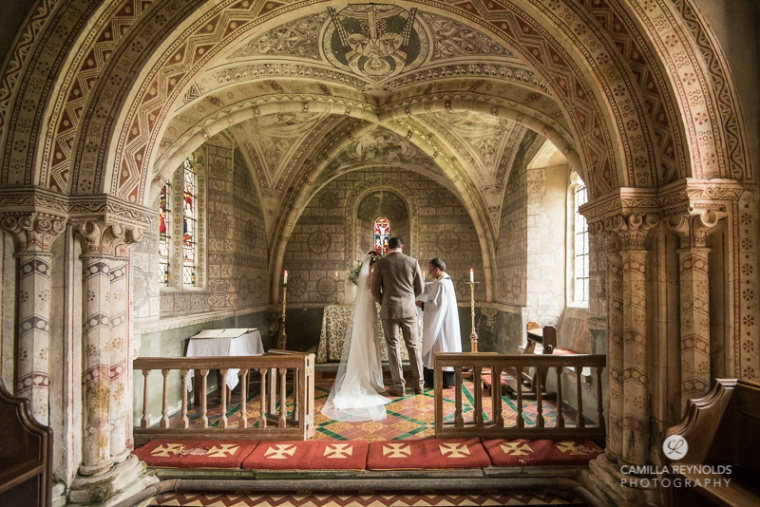 St George Hampnett church wedding photography Cotswolds Gloucestershire