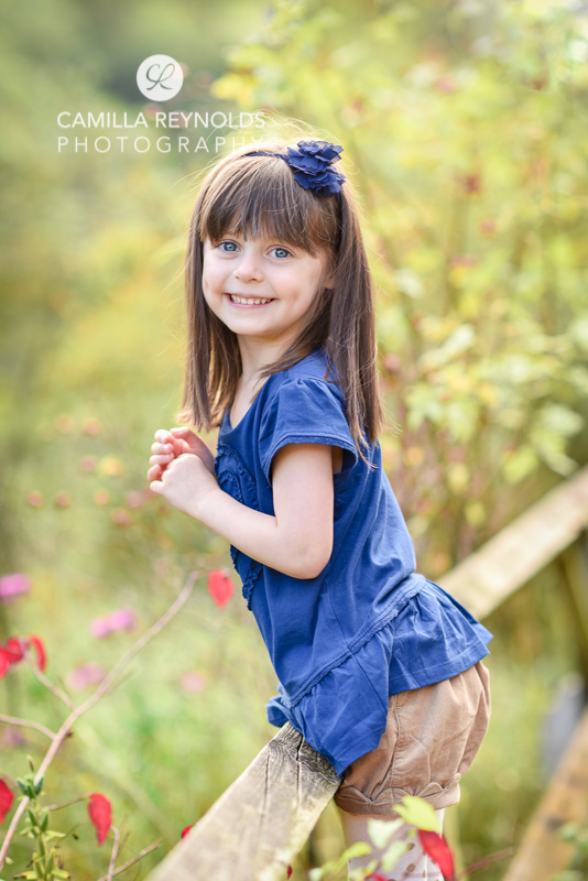 natural children girl photography Gloucestershire