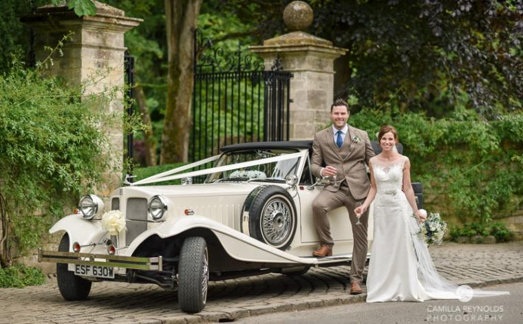 Bibury wedding photography Cotswolds Gloucestershire