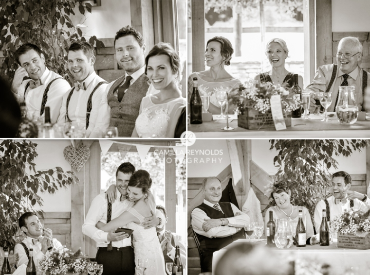 Cripps Barn documentary wedding photography Cotswolds