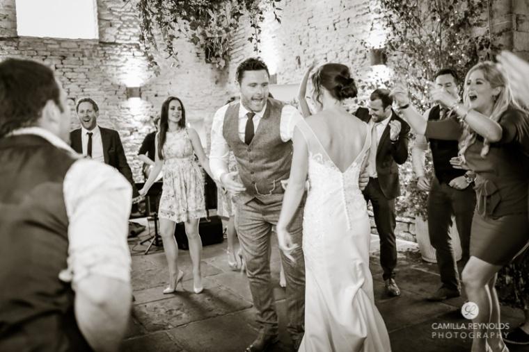 first dance Cripps Barn wedding photography