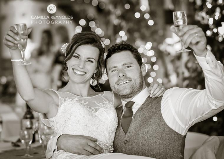 Cripps Barn wedding photography evening reception