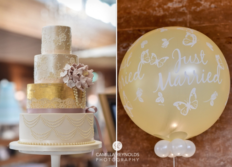 wedding cake elmore court weddings photographers