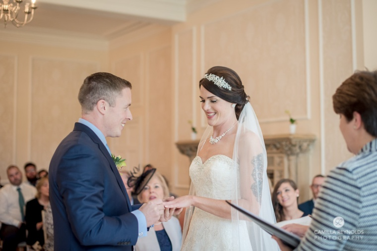 wedding photographer Cotswold weddings Eastington park