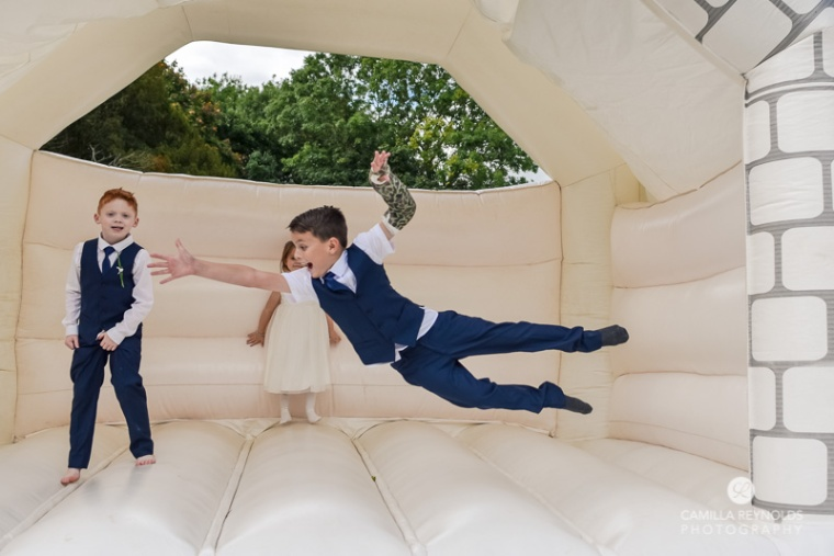 fun Eastington park wedding photographers