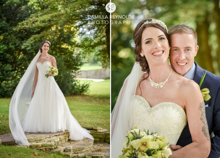 stunning wedding photography eastington park stroud cotswolds