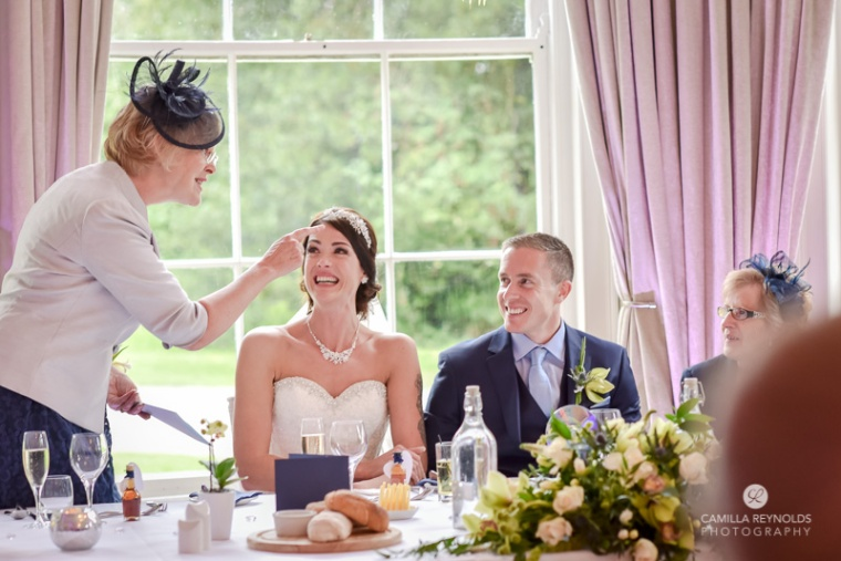 fun wedding photography Cotswold weddings Eastington park