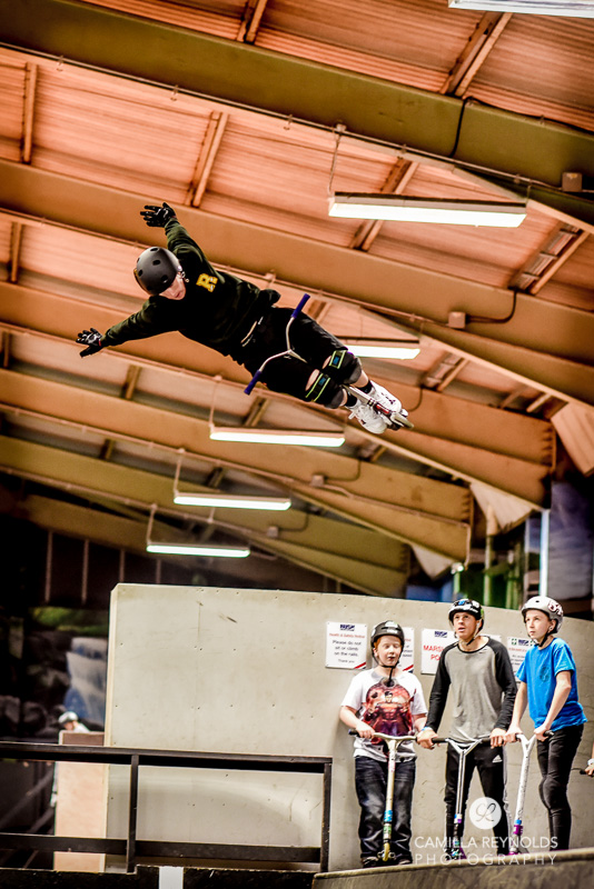 dakota schuetz scooter rush skatepark