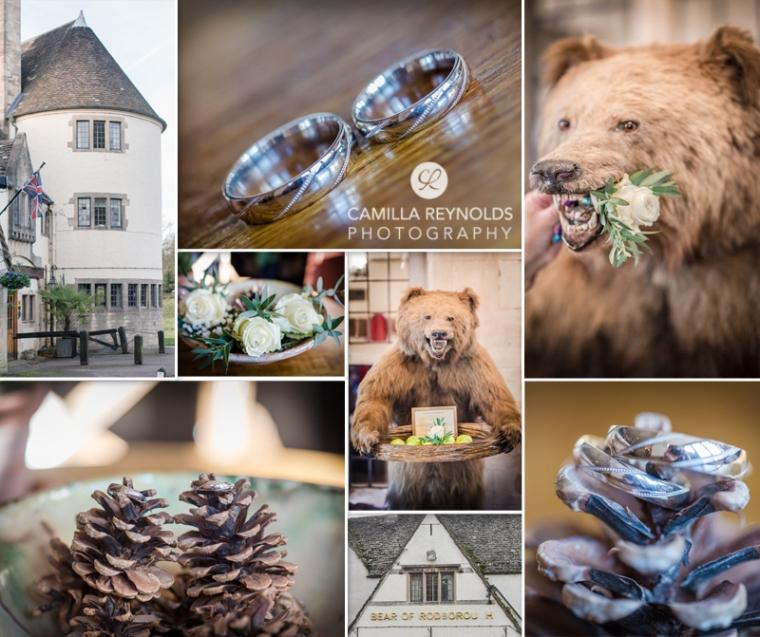 bear of rodborough Gloucestershire wedding