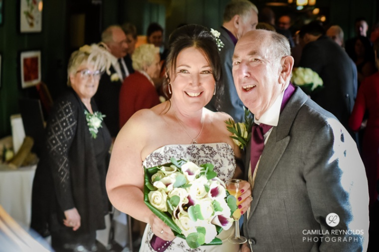 Gloucestershire wedding bear of rodborough
