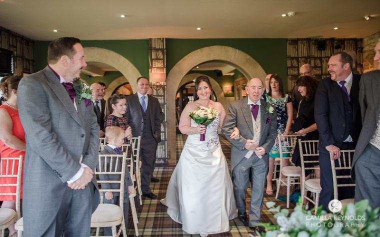 bear of rodborough cotwold wedding (35)