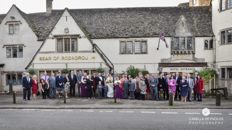 bear of rodborough cotwold wedding (70)