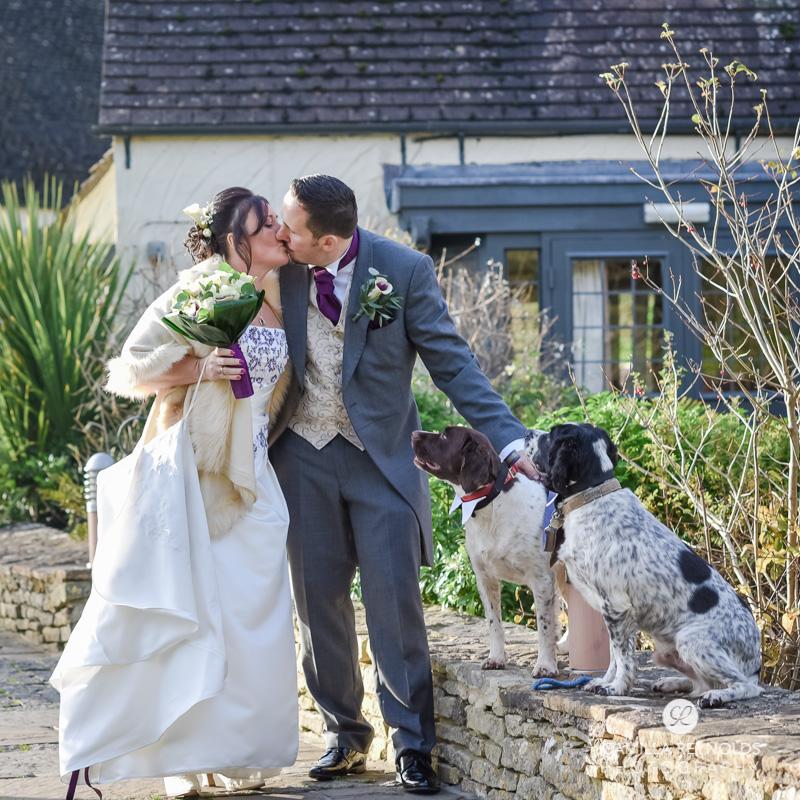 cotswold wedding bear of rodborough
