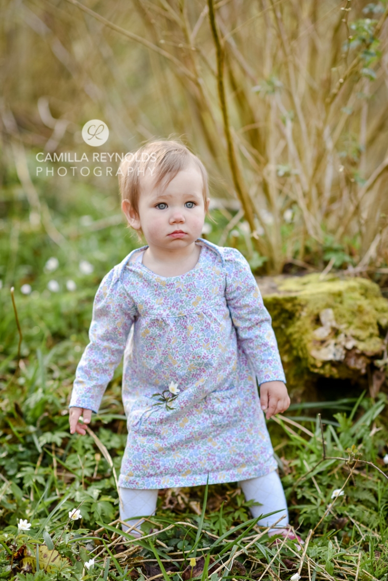 beautiful natural children photography Cotswolds
