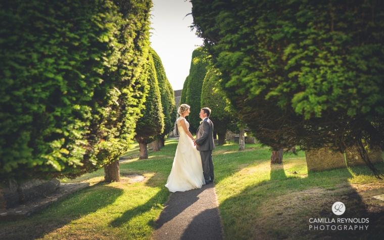 Painswick Cotswold wedding photography