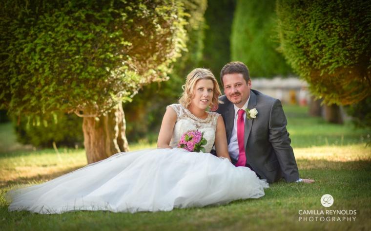 Cotswold wedding photographer Painswick
