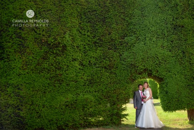 Cotswold wedding photography Painswick
