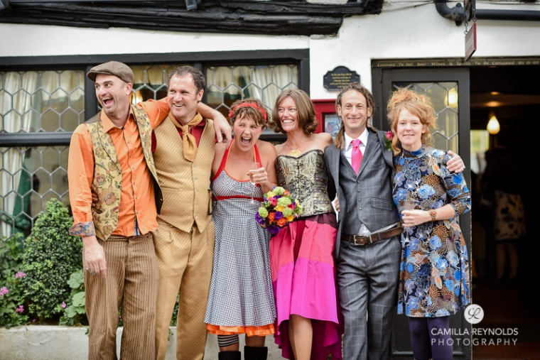 alternative wedding cotswolds