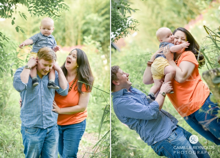 natural baby family photography Gloucestershire