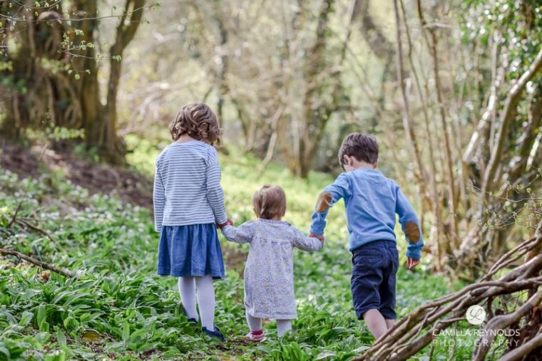 natural children photo session
