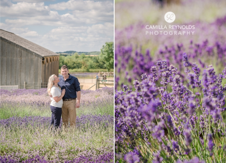 engagement wedding photography lavender