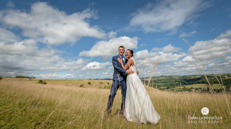 Gloucestershire wedding Rodborough Stroud