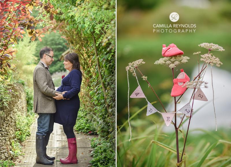 pregnancy photo shoot cotswolds