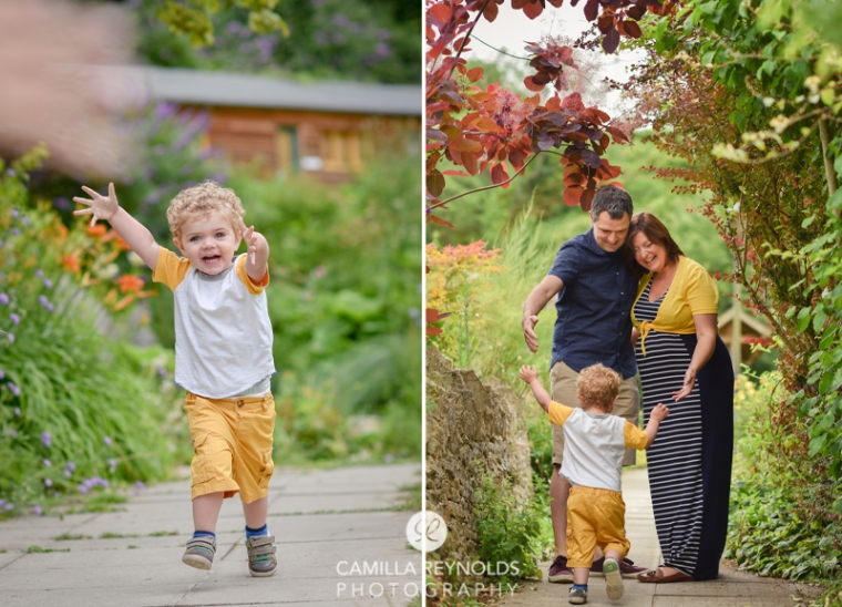 family photo shoot Gloucestershire