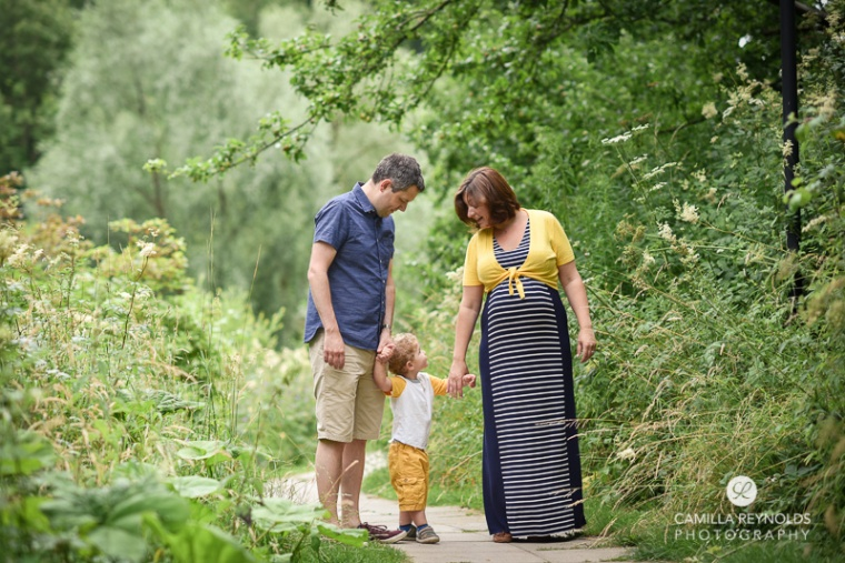family photo shoot Gloucestershire Cotswolds