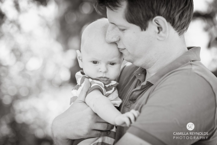 father and baby photos natural family photographer