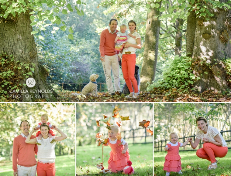 family photo shoot Gloucestershire photography