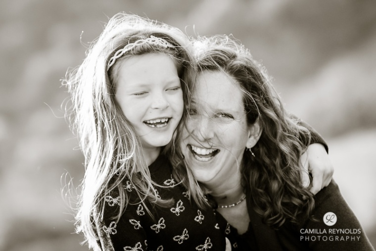 mum and daughter natural family photography