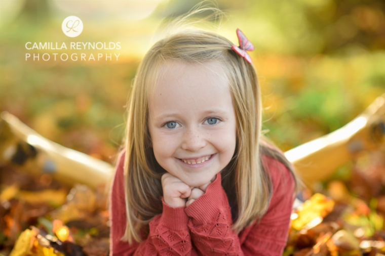 outdoor children photo shoot Cotwold girl photography