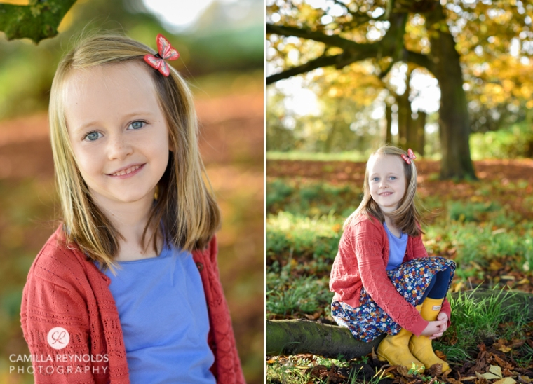 beautiful girl children photography Gloucestershire